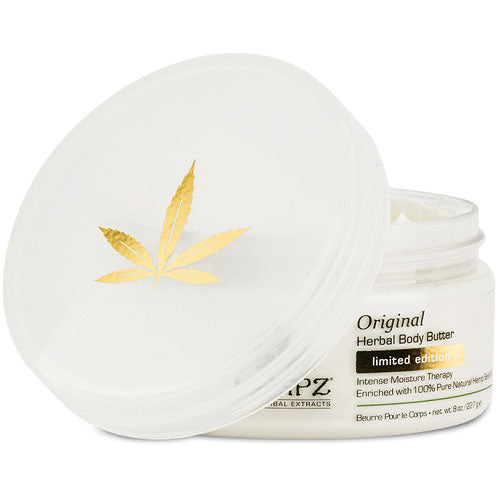 Hempz Original Herbal Body Butter Limited Edition Intense Moisture Therapy