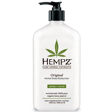 Hempz Original Paraben Free Herbal Body Daily Moisturizer