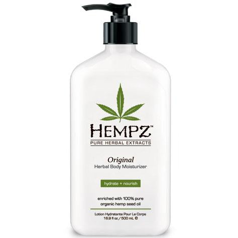 Hempz Original Herbal Body Moisturizer + Peepers Eye Protection + Nail Savers