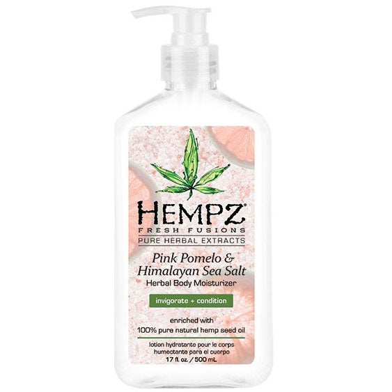 Hempz Pink Pomelo & Himalayan Sea Salt After Tanning and Daily Moisturizer