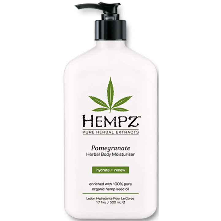 Hempz Pomegranate Daily Body Moisturizer