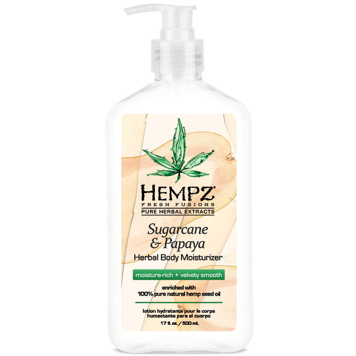 Hempz Sugarcane & Papaya Body Moisturizer