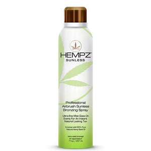 Hempz Professional Airbrush Sunless Bronzing Spray