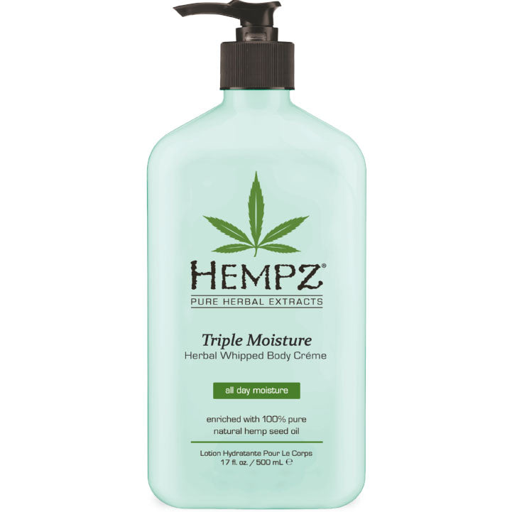 Hempz Triple Daily Body Moisturizer