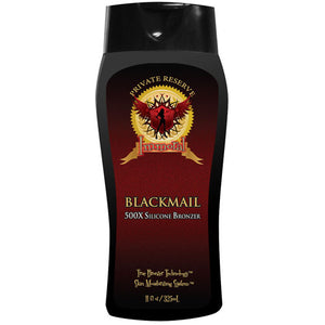 Immoral Blackmail Private Reserve Tanning Bronzer for Indoor Tanning Beds