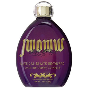 Australian Gold Jwoww Natural Black Bronzer Tanning Lotion for Indoor Tanning Beds