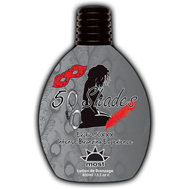Most 50 Shades Tanning Lotion Bronzer for Indoor Tanning Beds