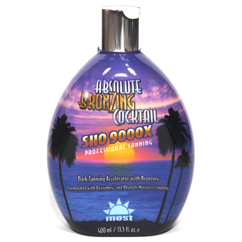 Most Absolute Bronzing Cocktail Indoor Tanning Bed Lotion