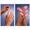 Nail Savers Protect your fingernails from tanning and UV exposure