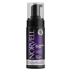 Norvell Venetian Sunless Self Tanning Mousse With Bronzers
