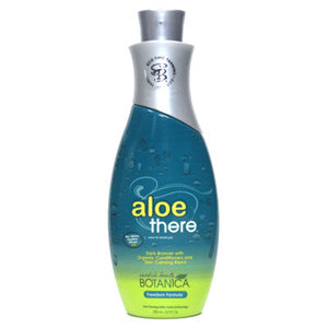 Swedish Beauty Aloe There Dark Bronzer Gluten and Nut Free Tanning Lotion