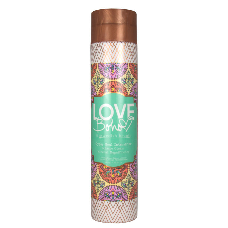 Swedish Beauty Love Boho Gypsy Soul Intensifier Indoor Tanning Bed Lotion