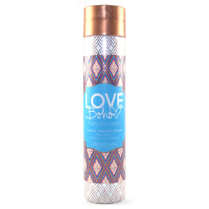 Swedish Beauty Love Boho Positive Vibes DHA Bronzer Tanning Lotion for Tanning Beds