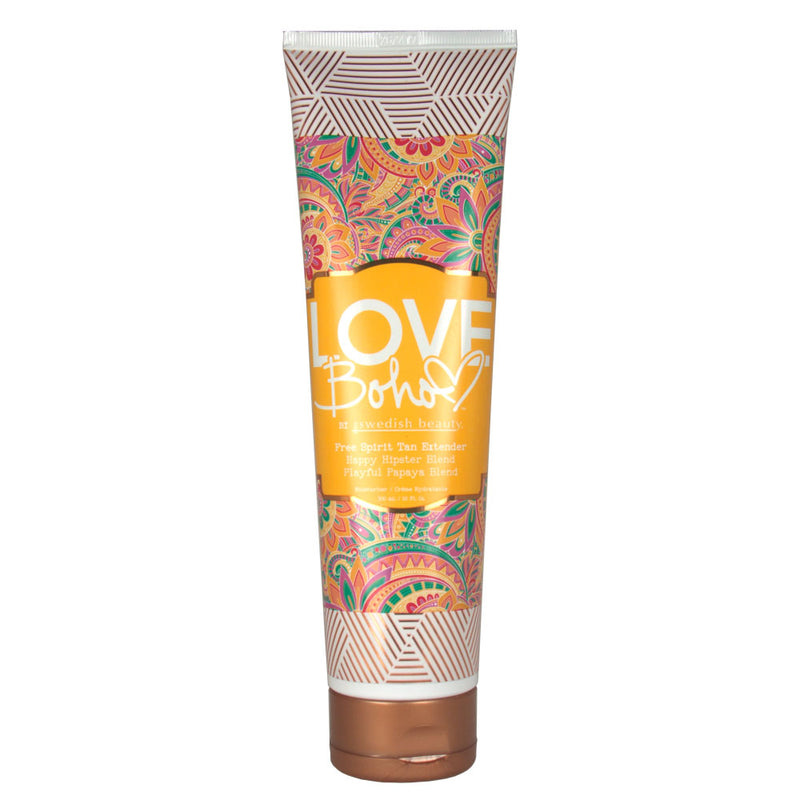 Swedish Beauty Love Boho Tan Extending Daily Moisturizer