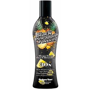 Supre Tan Black Pineapple Passion Tanning Lotion