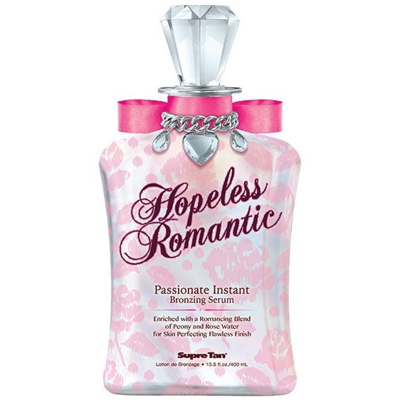 Supre Tan Hopeless Romantic Tanning Lotion