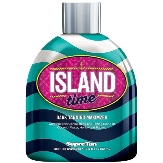 Supre Tan Island Time Tanning Lotion