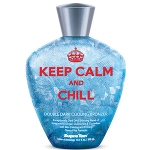 Supre Tan Keep Calm & Chill Tanning Lotion