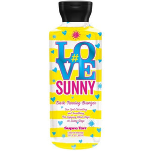 Supre Tan #Love Sunny Tanning Lotion