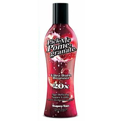 Supre Pick Me Pomegranate Tanning Lotion