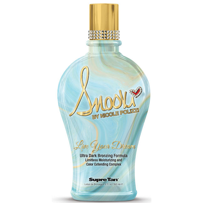 Supre Tan Snooki Live Your Dream Tanning Lotion