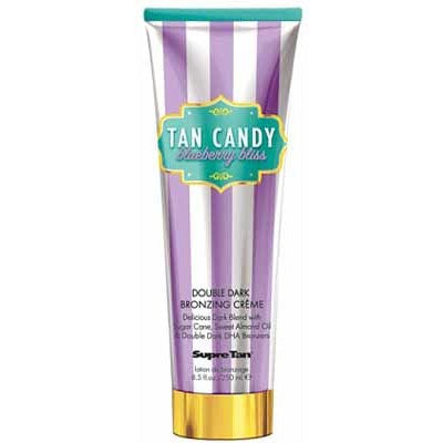 Supre Tan Candy Blueberry Bliss Tanning Lotion