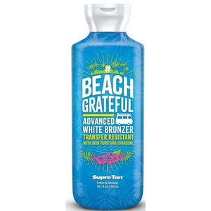 Supre Tan Beach Grateful Advanced White Bronzer Tanning Lotion
