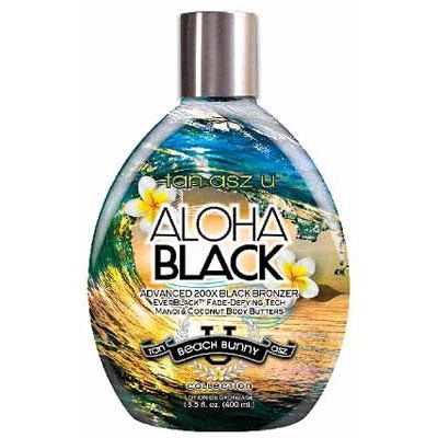 Tan Asz U Aloha Black Tanning Lotion