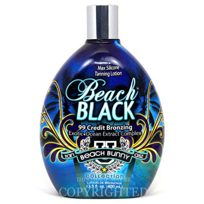 Tan Asz U Beach Black Tanning Lotion