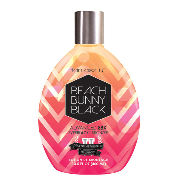 Tan Asz U Beach Bunny Black Tanning Lotion