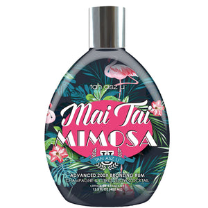 Tan Asz U Mai Tai Mimosa Advanced 200X Bronzing Rum Tanning Lotion