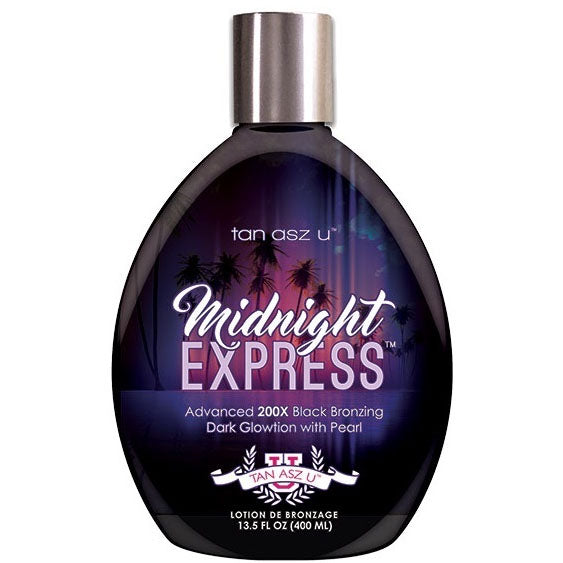 Tan Asz U Midnight Express Tanning Lotion