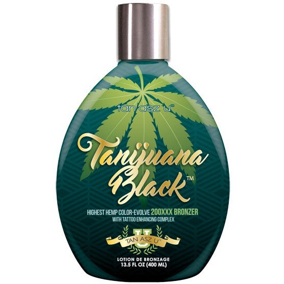 Tan Asz U Tanijuana Black Tanning Lotion