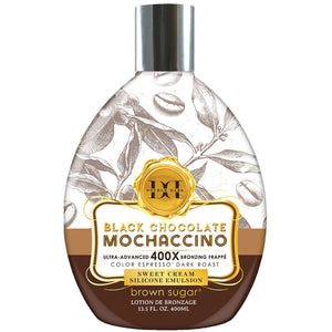 Tan Incorporated Black Chocolate Mochaccino Tanning Lotion