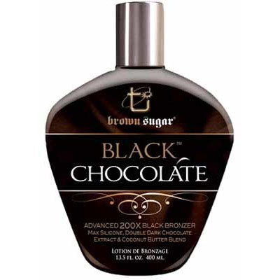 Tan Incorporated Black Chocolate Tanning Lotion