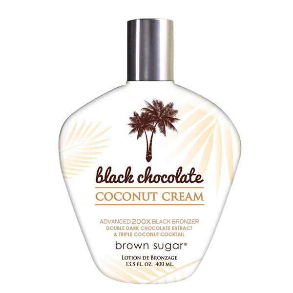 Tan Incorporated Black Chocolate Coconut Cream Tanning Lotion