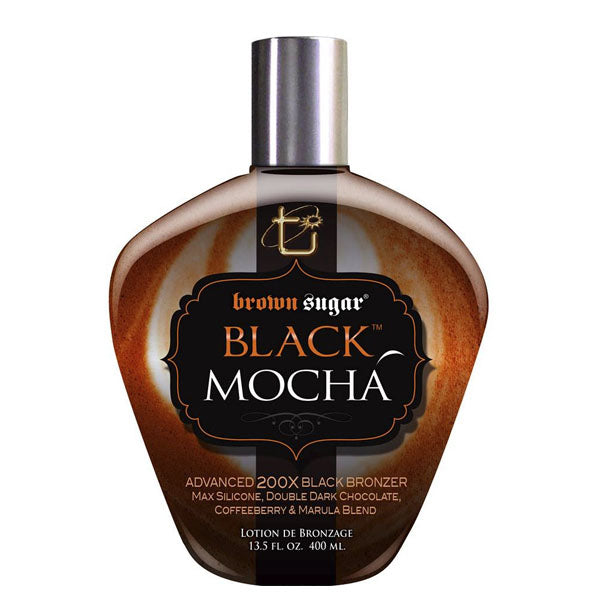 Tan Incorporated Black Mocha Tanning Lotion