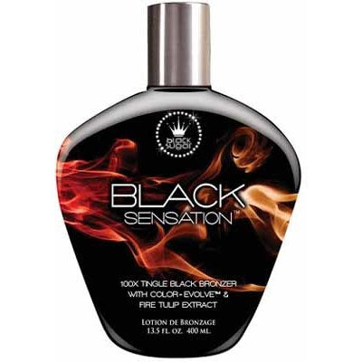 Tan Incorporated Black Sensation Tanning Lotion