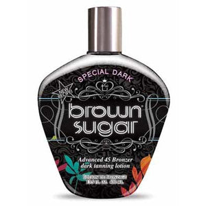 Tan Incorporated Brown Sugar Special Dark Bronzer Tanning Lotion