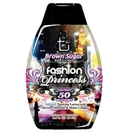 Tan Incorporated Fashion Princess Tanning Lotion