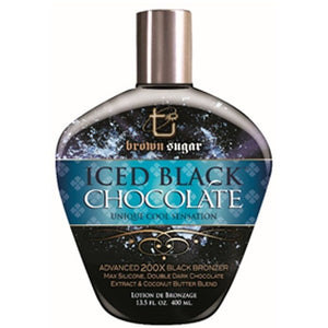 Tan Incorporated Iced Black Chocolate Tanning Lotion