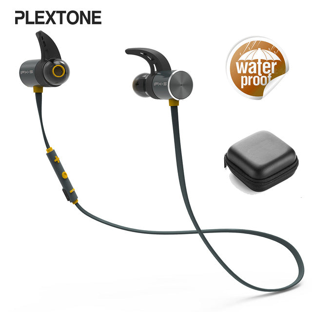 Wireless Magnetic Bluetooth Sport Headphones