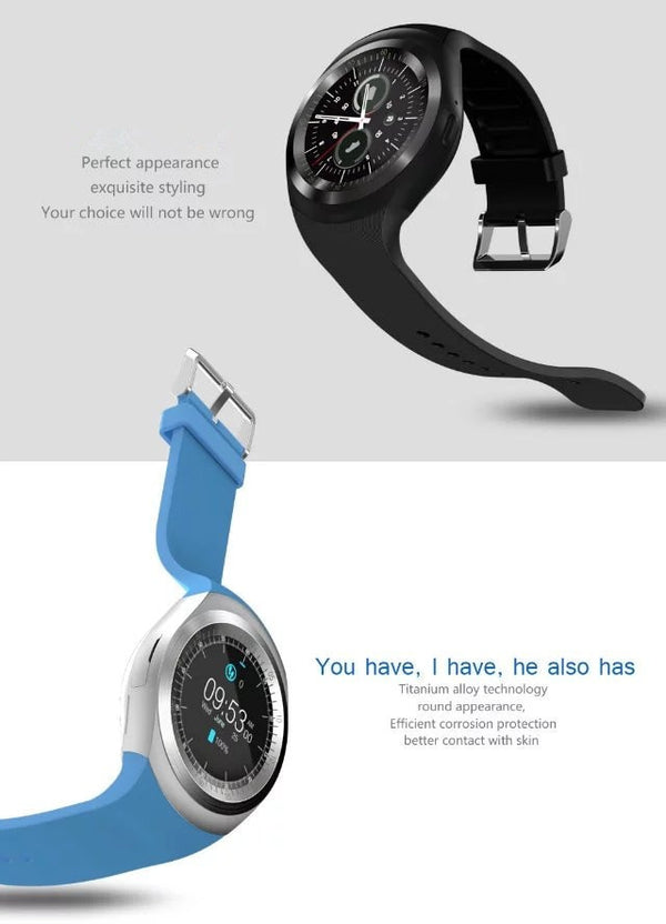 Bluetooth Smart Watch Android