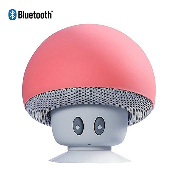 Mini Bluetooth Mushroom Speaker