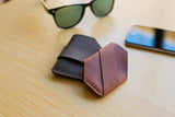 Minimalist Leather Wallet it's practical
