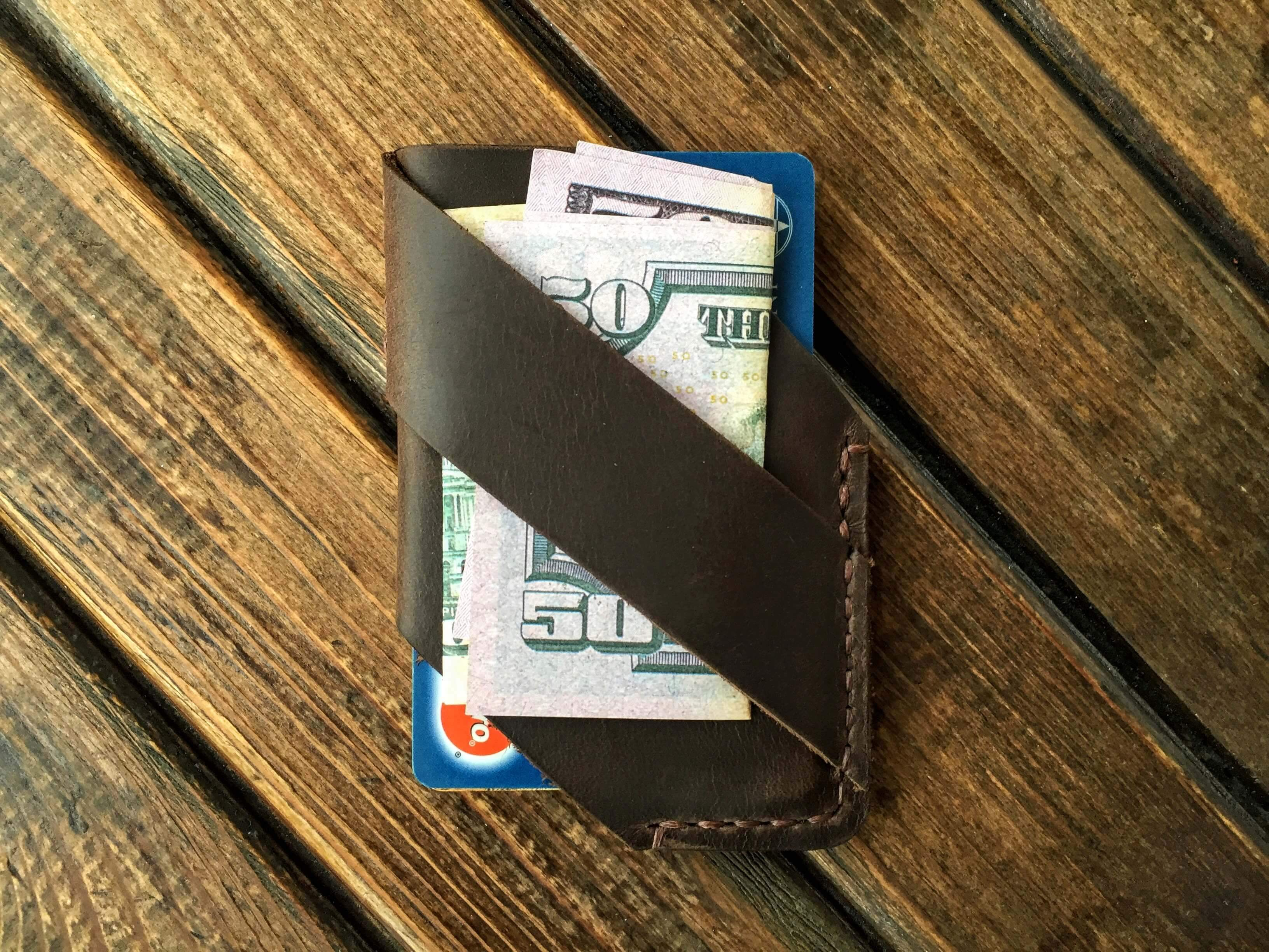 Minimalist Card Wallet