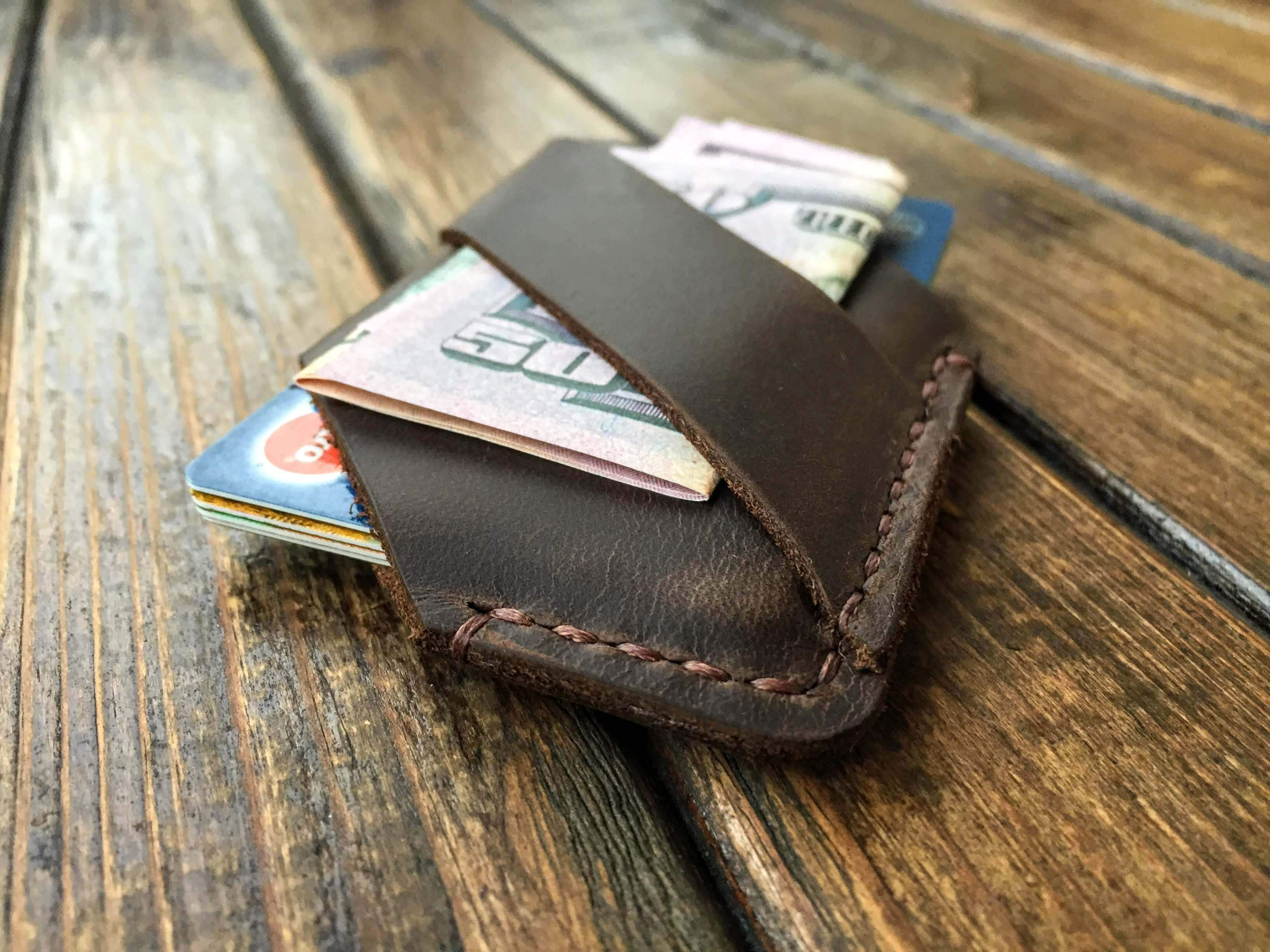 unique card wallet