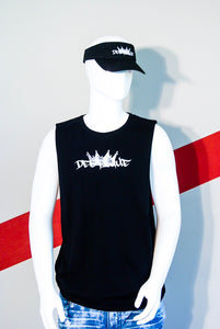 Destique Logo Black Tank