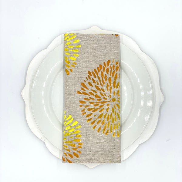 Napkins in Mum Ombré (Set of 4)