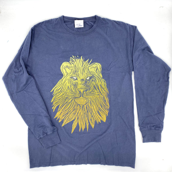 *Lion Long-Sleeve T-Shirt